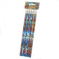 Pirate Pencils - Pack of 6